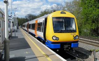the £130m gospel oak upgrade won't be finished until next year after delays