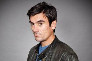 emmerdale's cain dingle is coming to hull and here's how you can meet him
