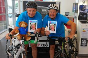 friends will bike to france in memory of selfless mum who dedicated her days to helping others