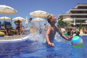 Weather forecast for UK and European holiday destinations Wednesday July 26
