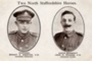 north staffordshire ww1 victoria cross heroes to be honoured with...
