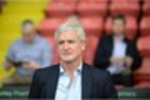 pre-season isn't just about fitness anymore, says stoke city boss...