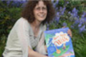 devon children's author launches prize for picture book writers