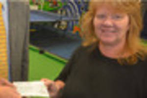 youth drop in centre recieve cash boost thanks to lions club and...