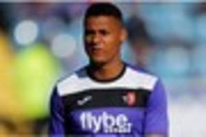exeter city chairman julian tagg on how the fee recieved for...