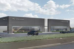 New Jaguar Land Rover dealership will create 60 jobs