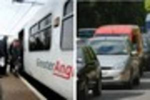 brentwood commuters could save 170 hours a week taking the trains