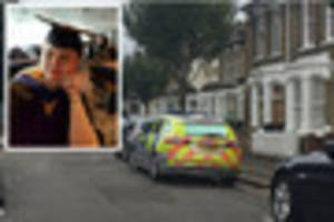 Named: The man charged with murdering Croydon teacher Florina...