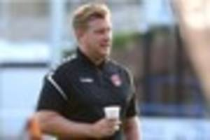 Charlton Athletic boss Karl Robinson praises old and new in Sarr...