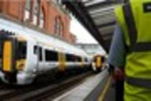 The latest travel update for passengers heading through Herne Bay...