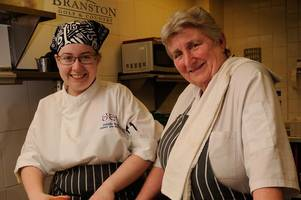 Young chef Danielle Walker returns from America to work at Branston Golf and Country Club