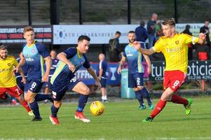albion rovers top betfred cup group after penalties victory over lanarkshire rivals hamilton accies