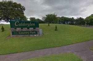 boy, 11, assaulted by two men at east kilbride country park