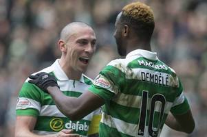 celtic skipper scott brown insists moussa dembele can only get better under brendan rodgers