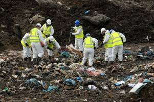 landfill site searched for corrie mckeague's body won't be filled until police review is carried out