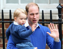 Instances In Which Prince William & Prince George Are So Similar With Each Other, Revealed!