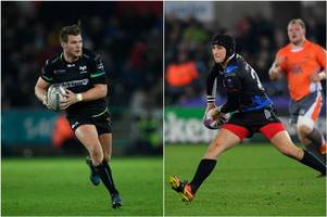 just how much will the ospreys actually miss dan biggar? we look at the evidence to find out