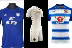 the 2017/18 championship kit rankings: leeds united lead the way but where do cardiff city rate among best and worst?