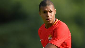 Kylian Mbappe: Monaco in talks over contract extension for striker
