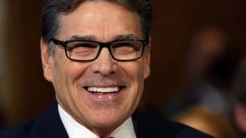 US energy secretary Rick Perry duped by Russian hoaxers