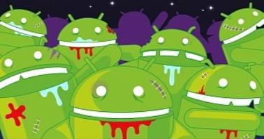 virus takes over third-party android store, serves malware for first download