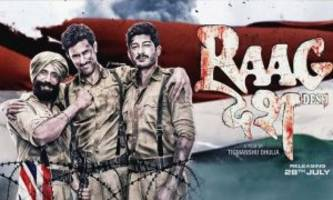 raag desh movie review: the notes in this raga do not strike the right chord