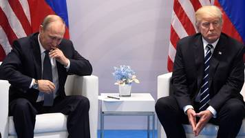 Russia sanctions: Trump's hand forced by Senate vote