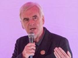 McDonnell contradicts Corbyn over the single market