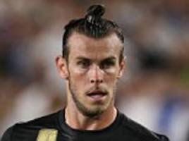 Man United boss Jose Mourinho could pounce for Gareth Bale