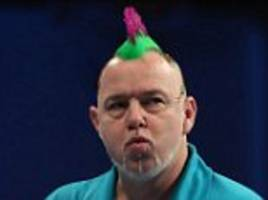 peter wright and daryl gurney win at world matchplay