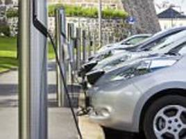Electric cars numbering 9m will need to be powered somehow