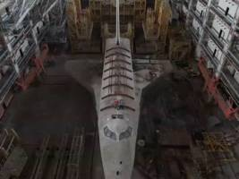 Explorers snuck into a Russian military base and captured footage of abandoned space shuttles
