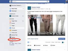 Facebook launched its own job search feature — here's how it works