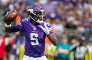 Vikings' Bridgewater to talk to media following move to PUP list