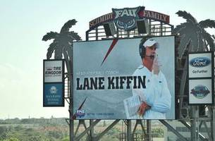 Lane Kiffin ready for first camp at Florida Atlantic
