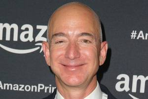amazon's jeff bezos bumps bill gates to become world's richest man
