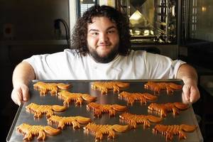'Game of Thrones' Hot Pie Actor Opens Real-Life Bakery