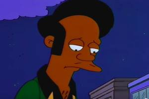 'the problem with apu' trailer: doc shreds 'simpsons' most stereotypical character (video)