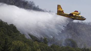 Southern France wildfires contained