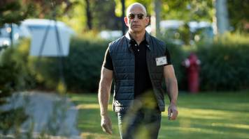 bezos back to second richest after amzn slides on earnings miss, soft guidance