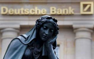 deutsche bank tumbles after abysmal trading results