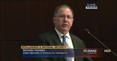 Who Is Michael Vickers? The CIA's Afghan Jihad Architect Declares War On Trump