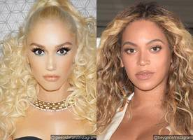 gwen stefani is reportedly pregnant with twins and wants advice from beyonce