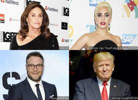 Caitlyn Jenner, Lady GaGa, Seth Rogen and More Slam Donald Trump's Transgender Military Ban