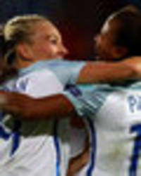 Portugal 1 England 2: Lionesses set to face France in Euro 17 quarter-finals