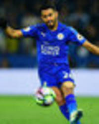 Riyad Mahrez desperate for move to Arsenal… but he's not their first choice – Journalist