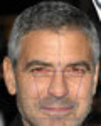 the making of a hunk! research confirms george clooney has the world's most handsome face