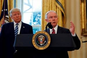 Trump mistreats native son Jeff Sessions, Alabama GOP says
