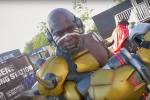 sneaky zebra's san diego comic-con video captures the essence of cosplay