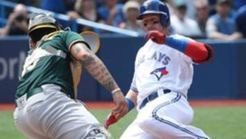 Pearce's walk-off grand slam clinches sweep of A's